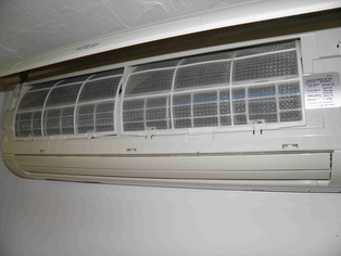 Small Air Conditioner Repair