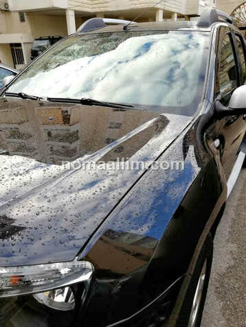 Dacia duster windshield wipers