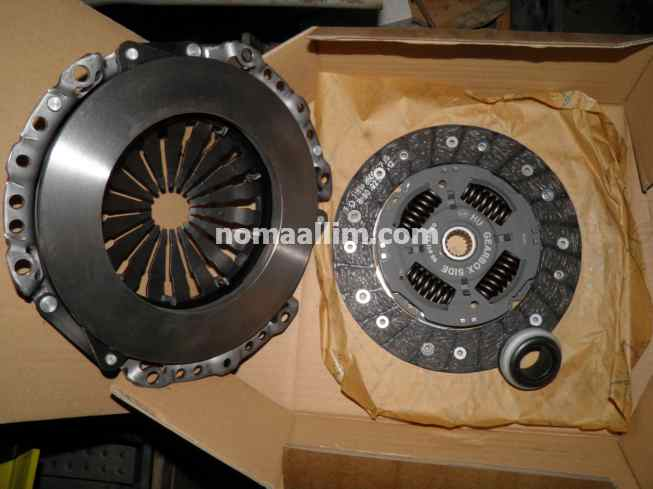 clutch kit replace peugeot 208