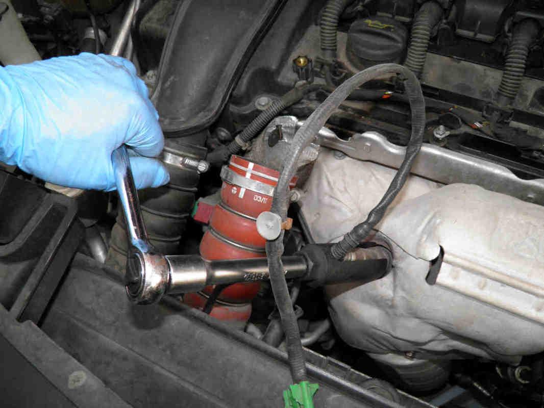 Oxygen Sensor Replacement | EP6 engine O2 sensor