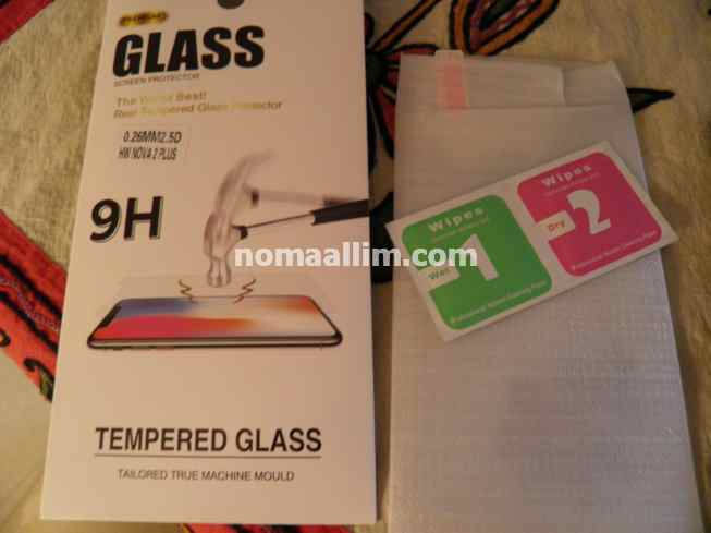 cell phone tempered glass replace